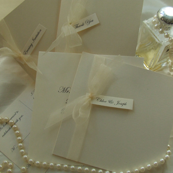 Classic Collection - Wedding Invitations