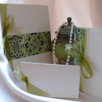 Green Passion - Wedding Invitations