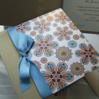 Bohemian Spirit - Wedding Invitations