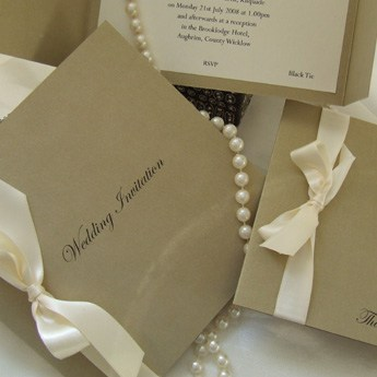 Simply Script - Wedding Invitations