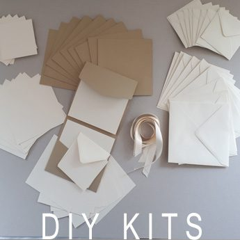 DIY Invitation Kits