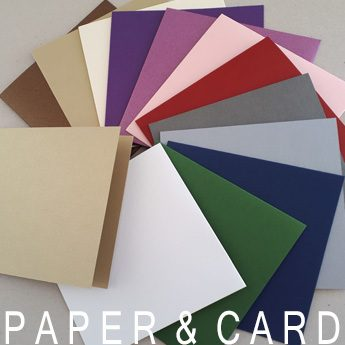 Paper and Card